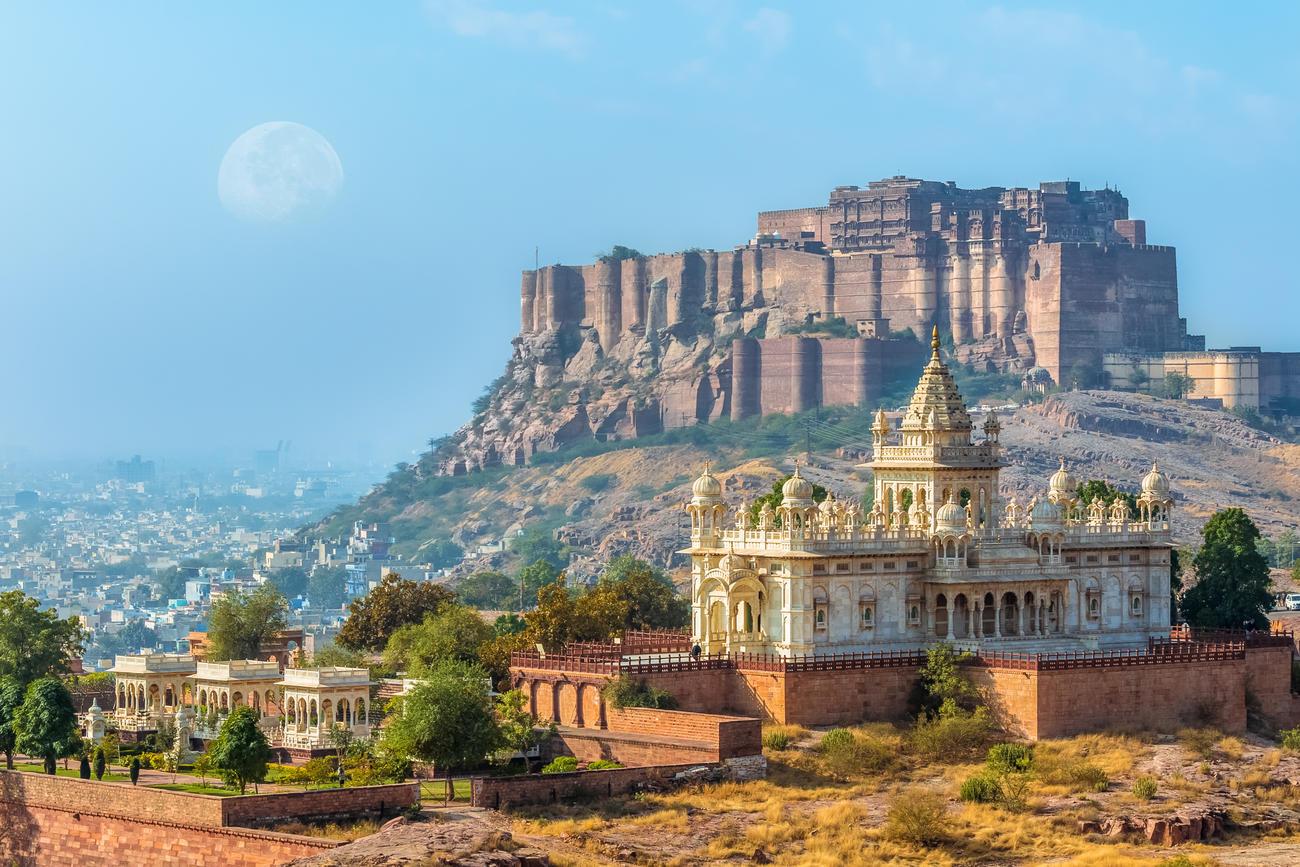 Places to visit in Rajasthan - Jodhpur