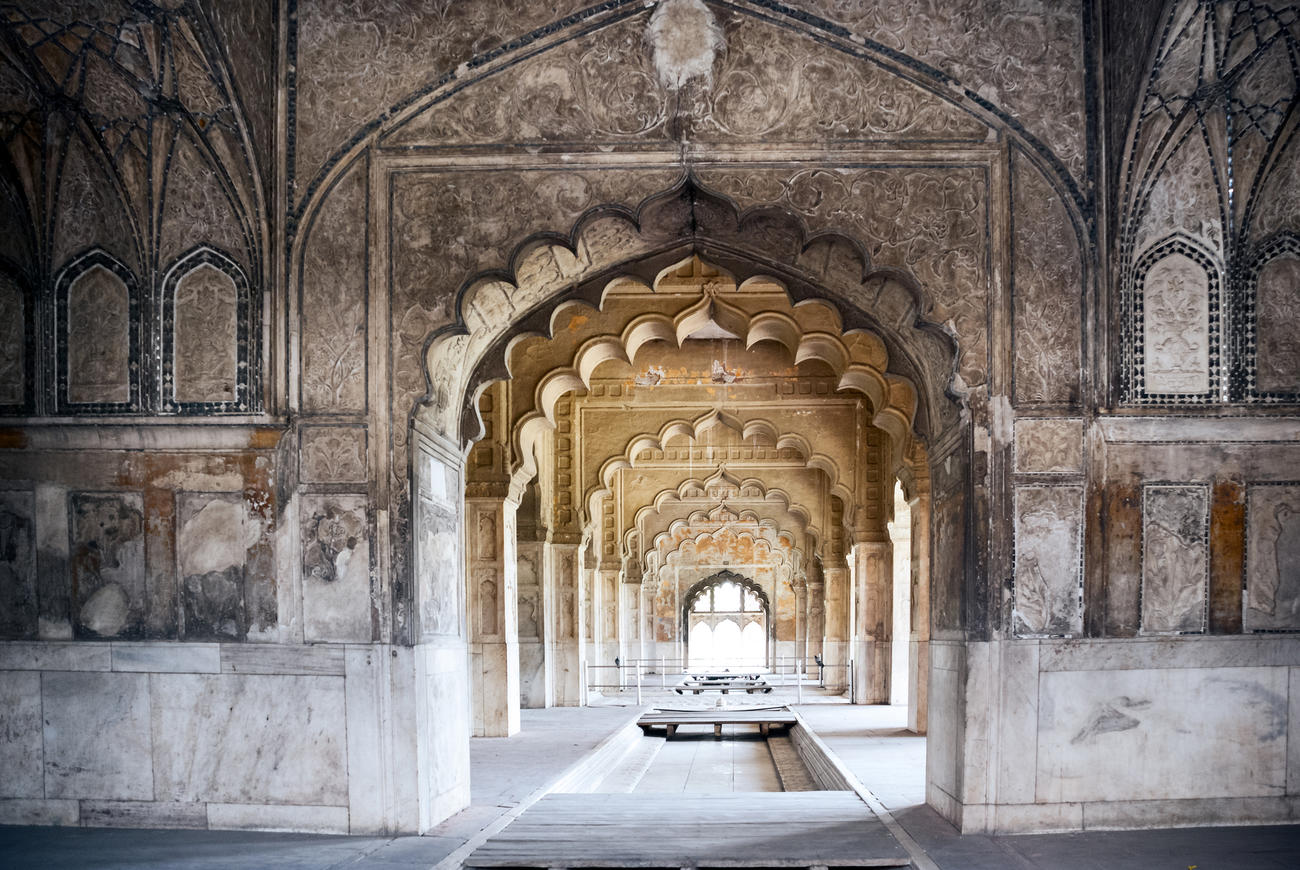 The Red Fort Of Dehli