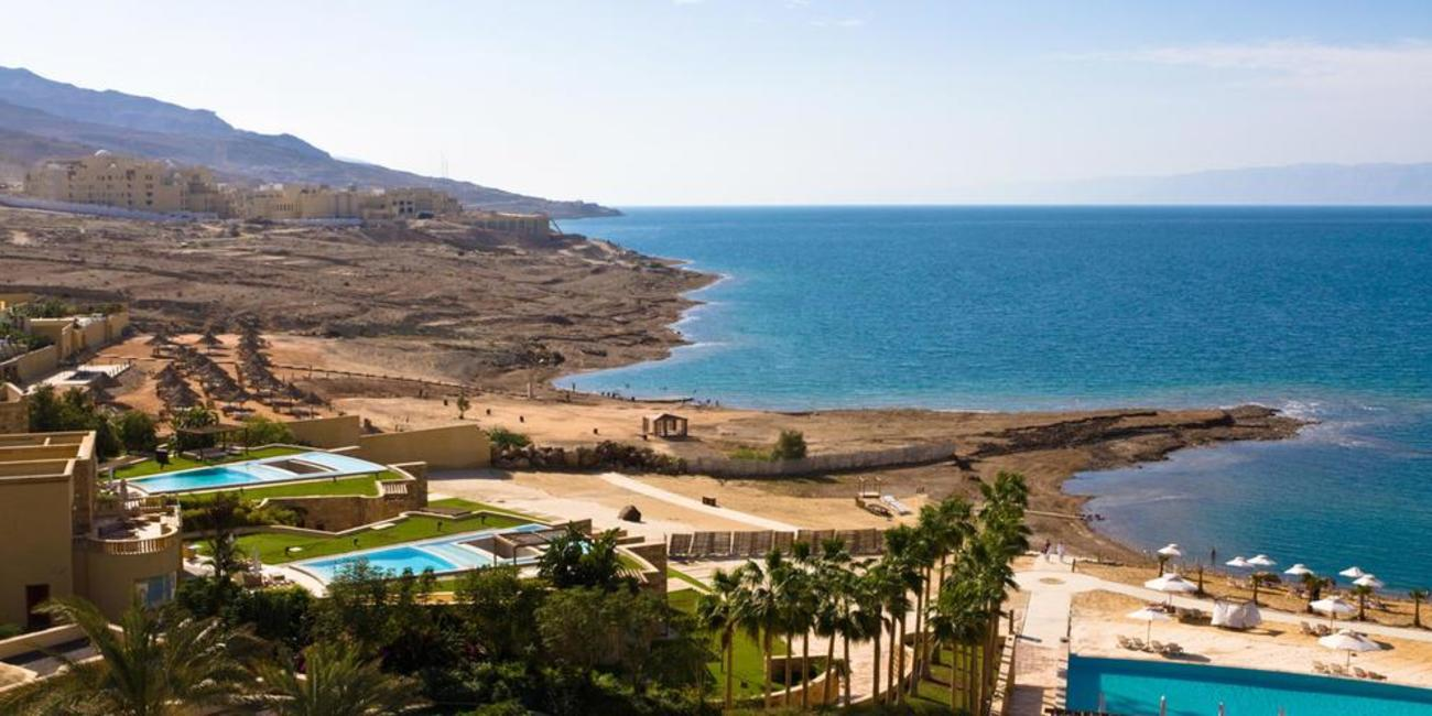 Visit the Dead Sea in March