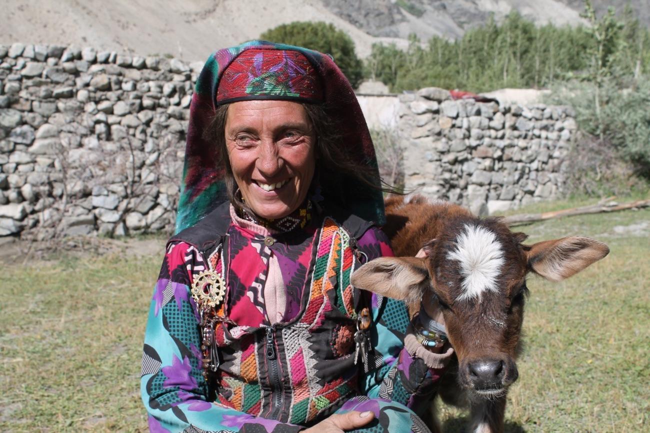 Man on horse, Afghanistan