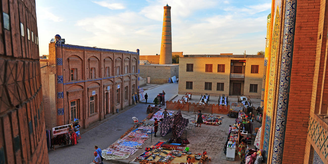 Places to visit in Uzbekistan - Khiva