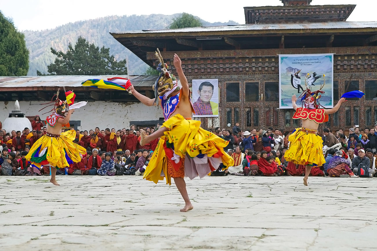 what to see in bhutan