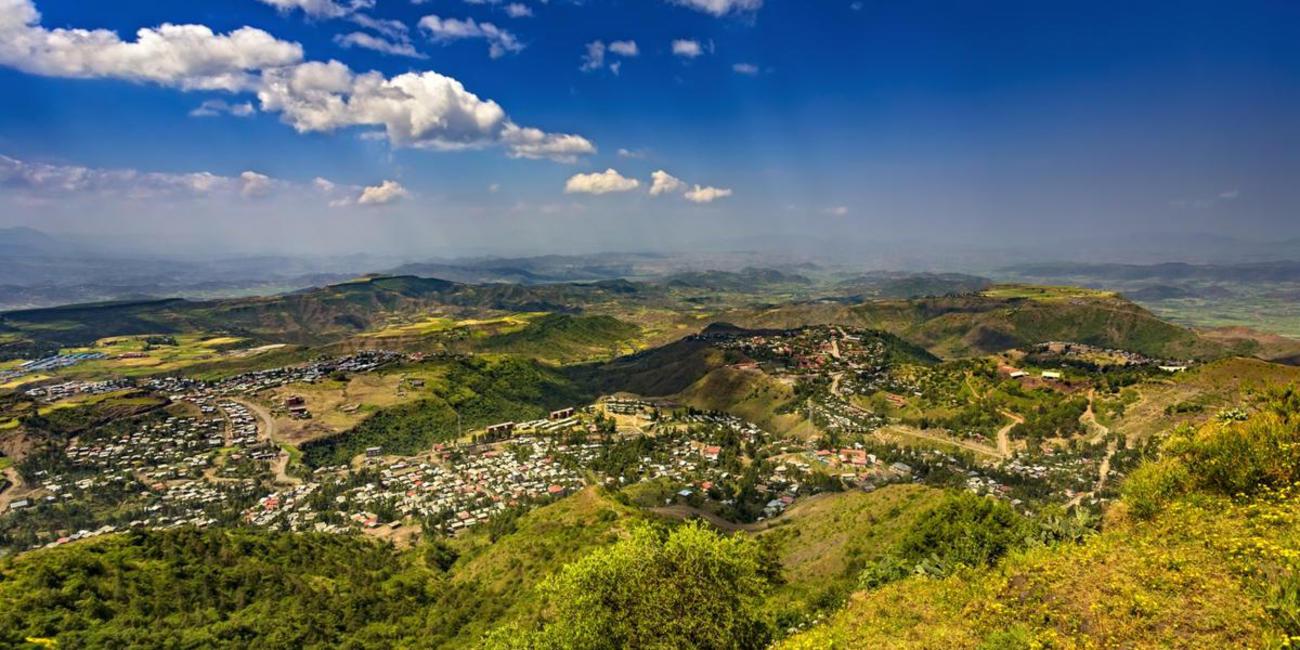 Lalibela Ethiopia Itinerary