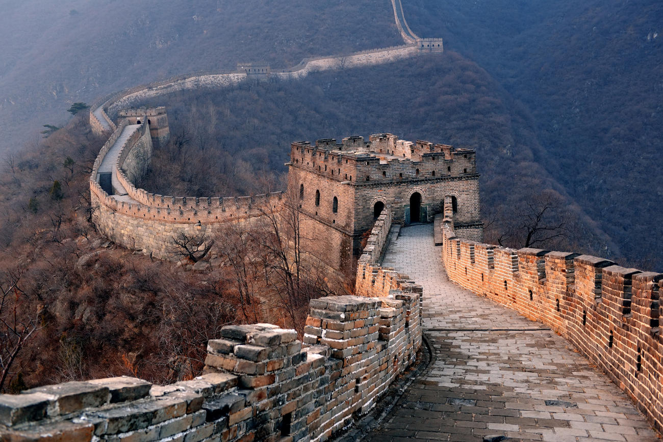 Visit China in Central Asia