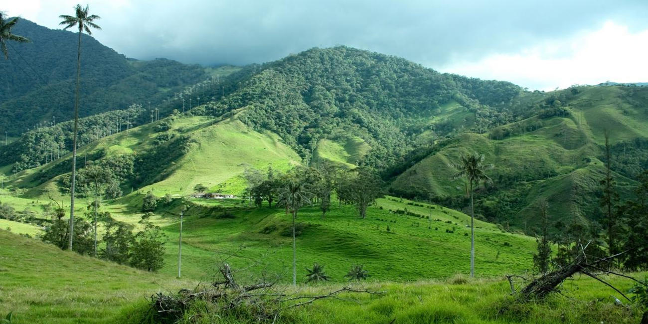 traveling to colombia