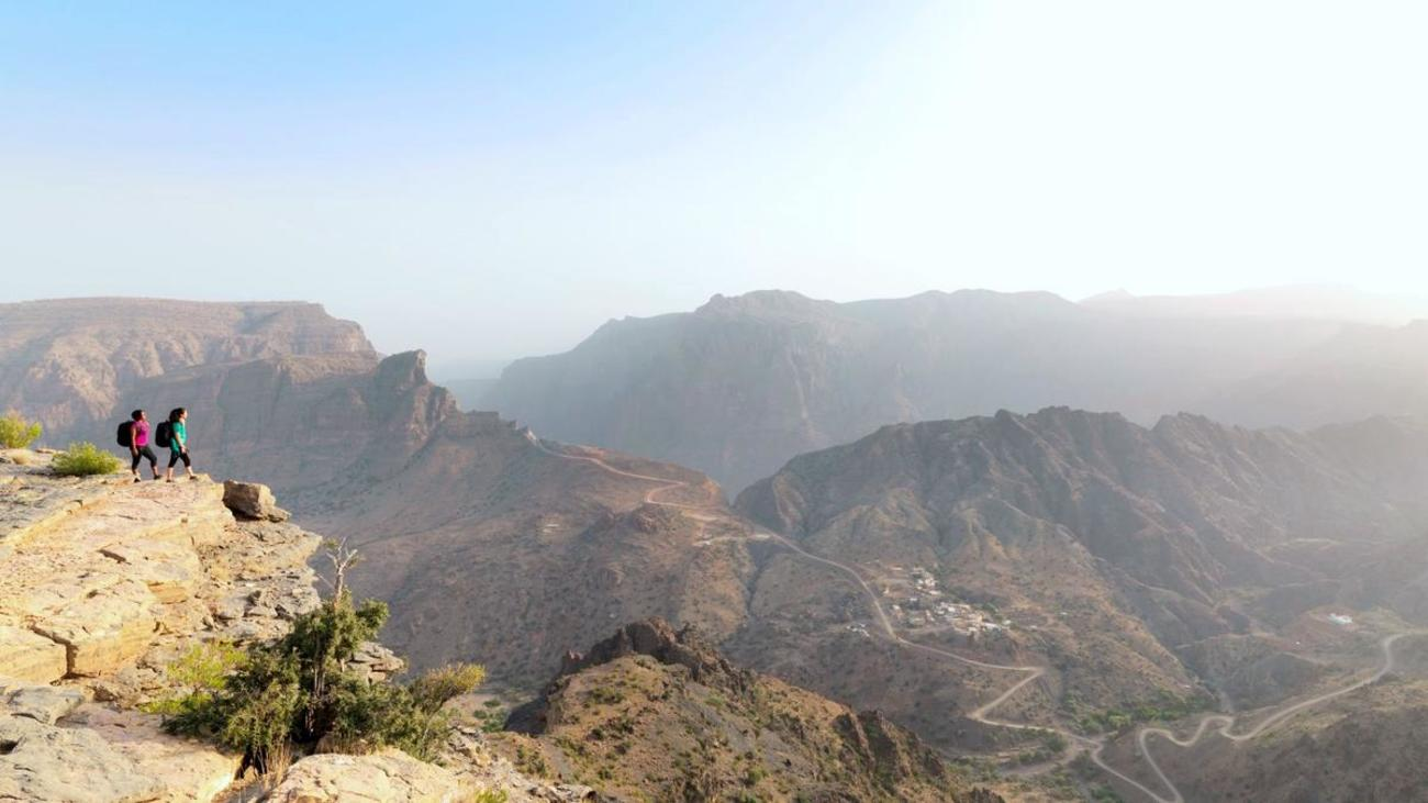 What Does an Oman Travel Itinerary Look Like?