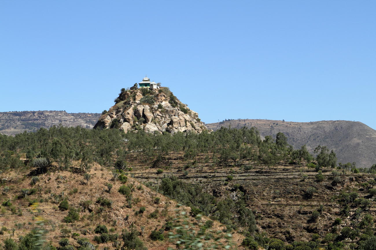 Visit in Mekele in Ethiopia