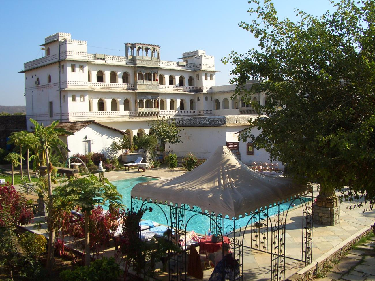 Visit Castle Bijaipur in Rajasthan