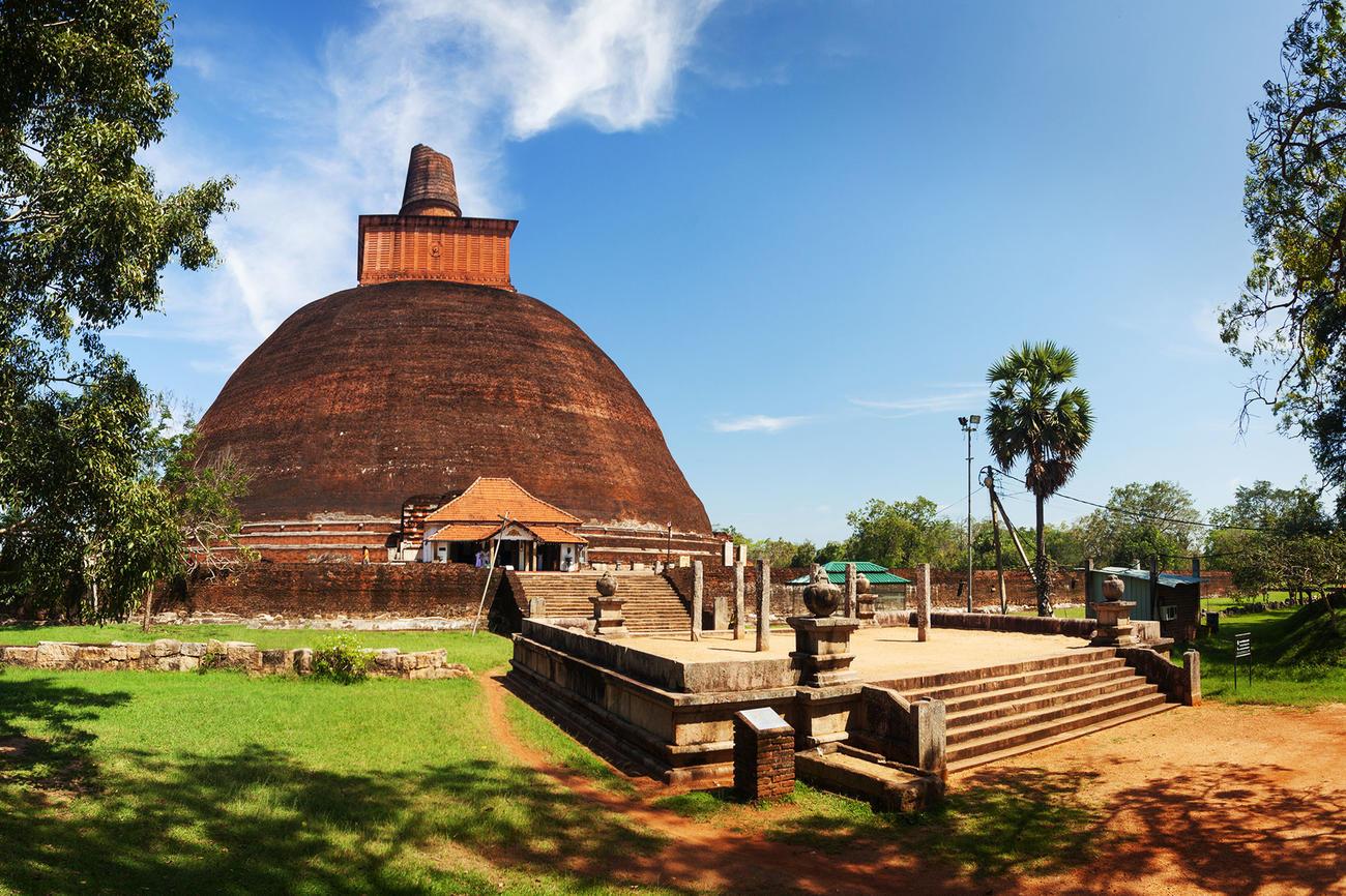 Where to visit in Sri Lanka?