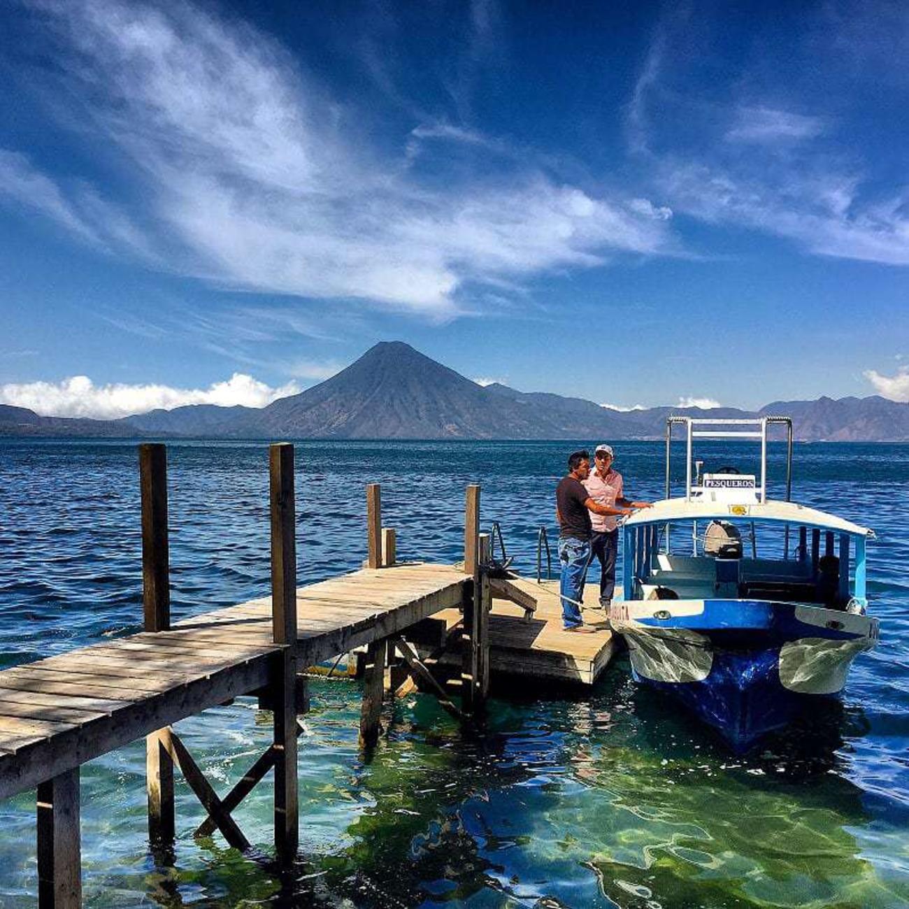 glamping in guatemala