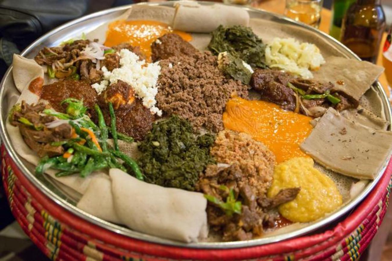 Reasons to visit Ethiopia - the cultural food