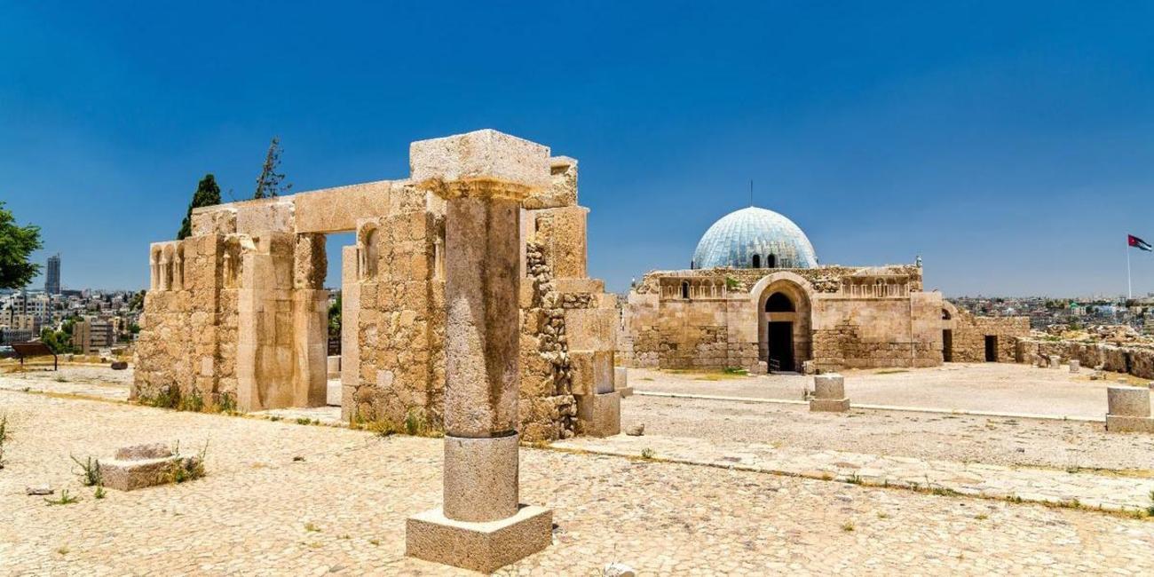 Places to visit in jordan - Amman