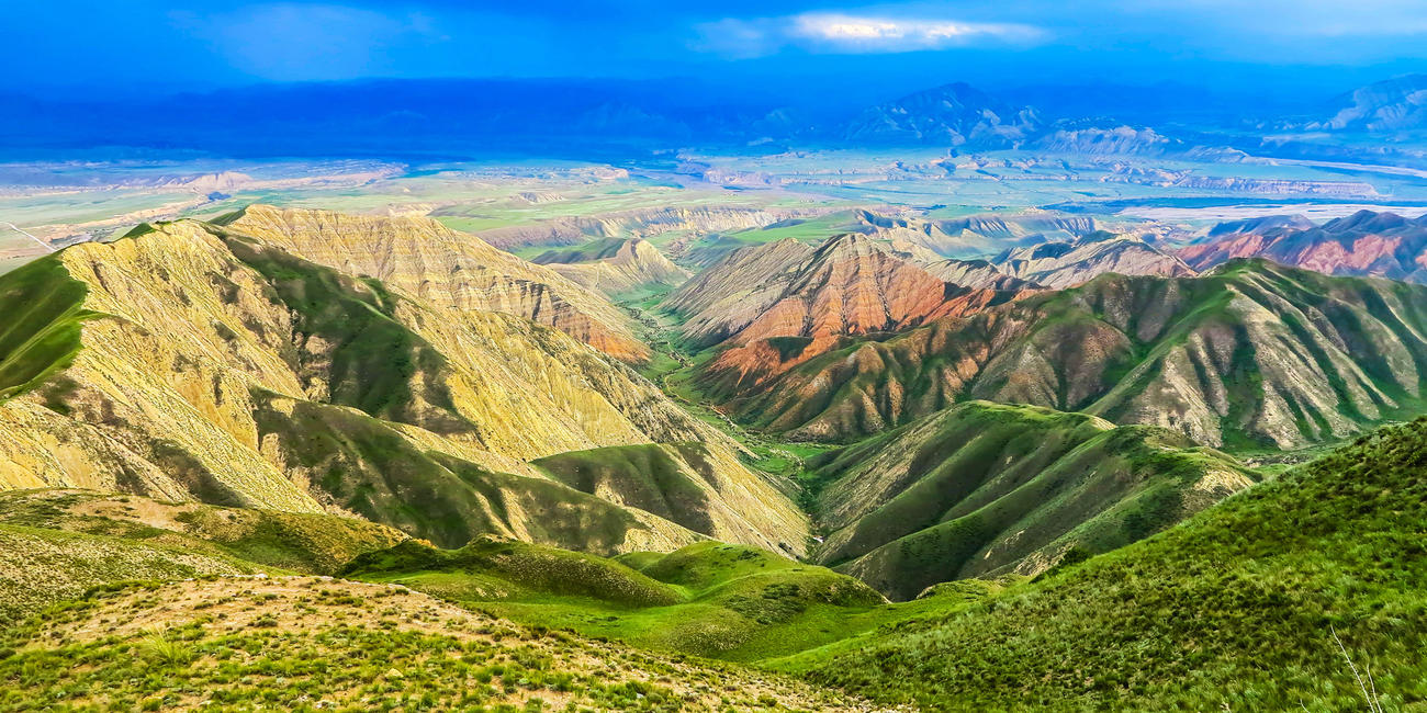 Visit the Fergana valley in Uzbekistan
