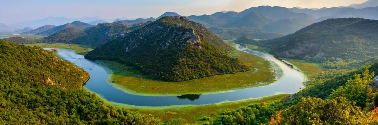 Trekking in Montenegro