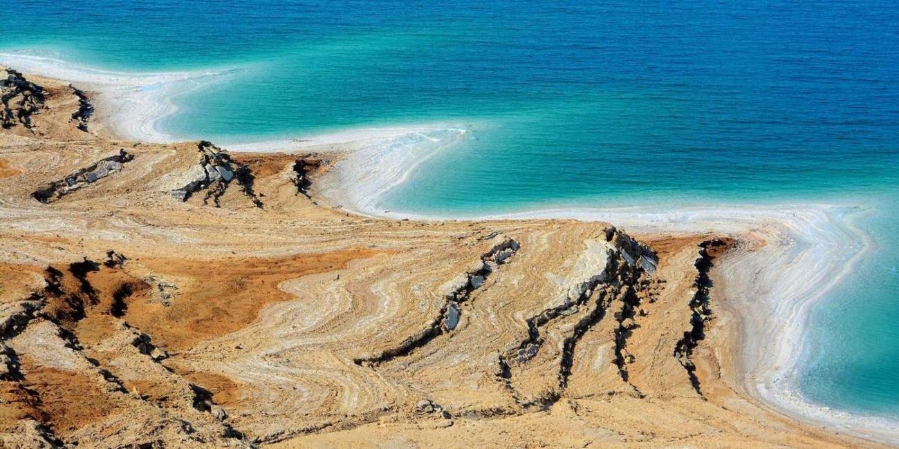 Best Places to visit in Jordan - The dead sea