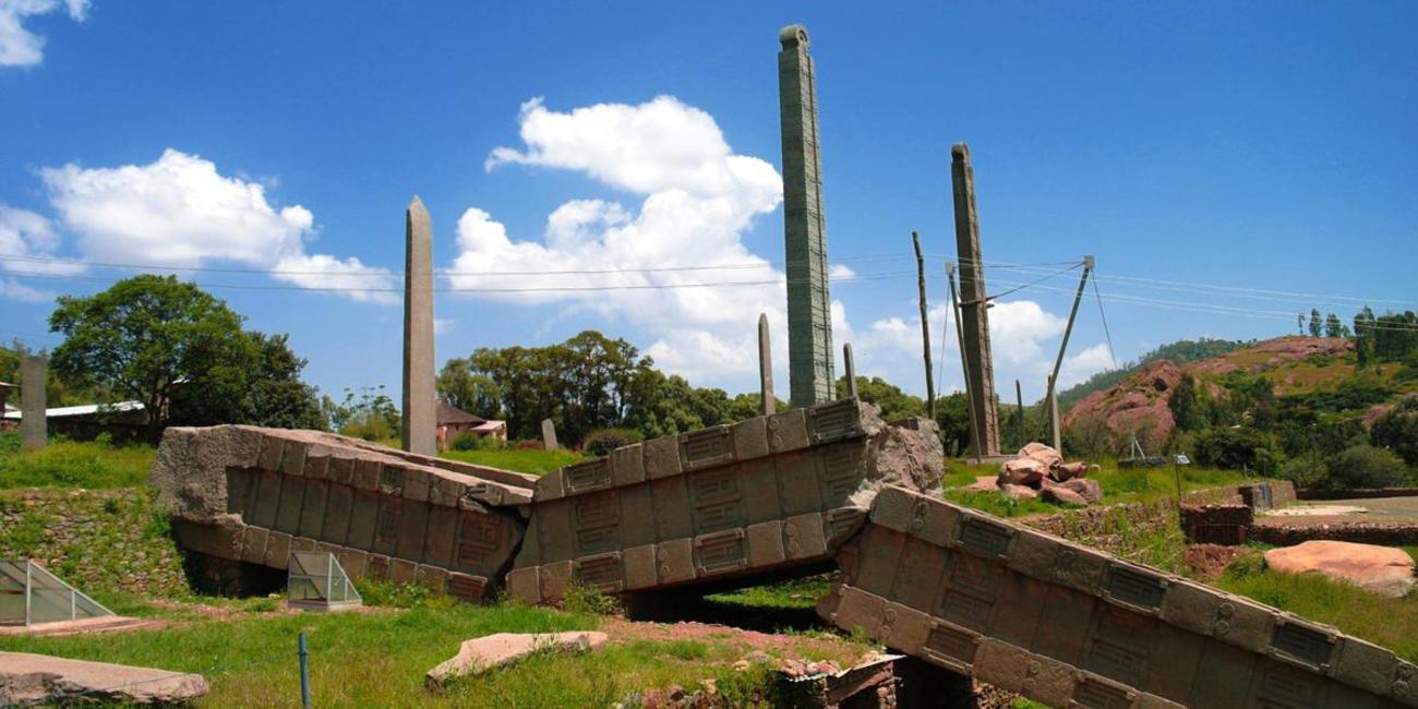 Axum Ethiopia Trip Itinerary