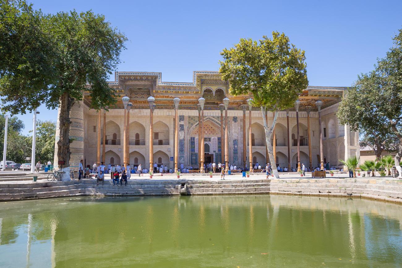 When To Visit Uzbekistan