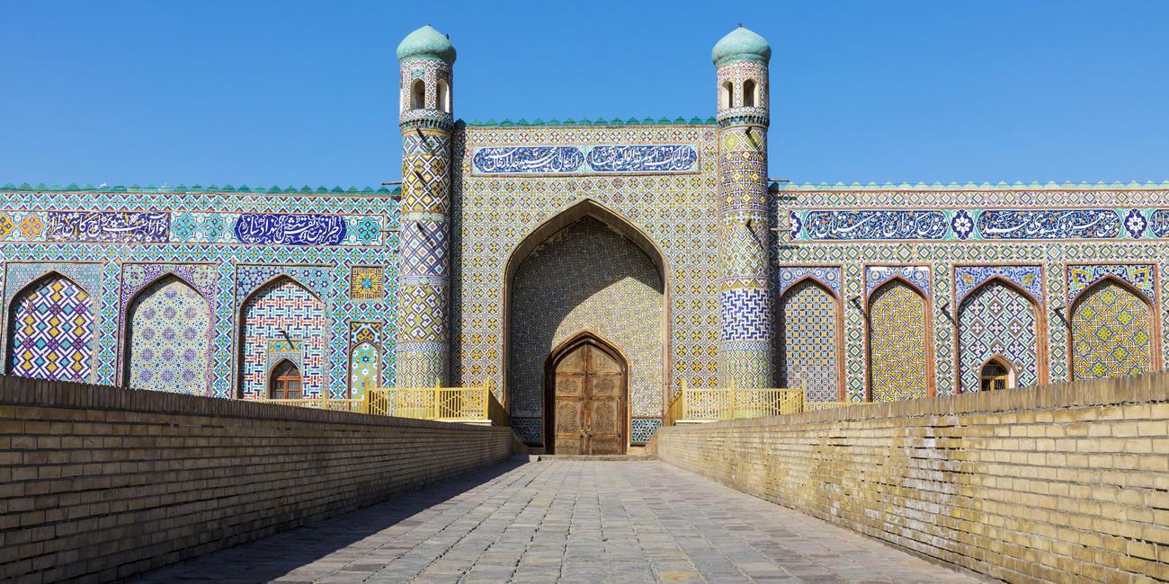 Kokand in Uzbekistan, a must visit