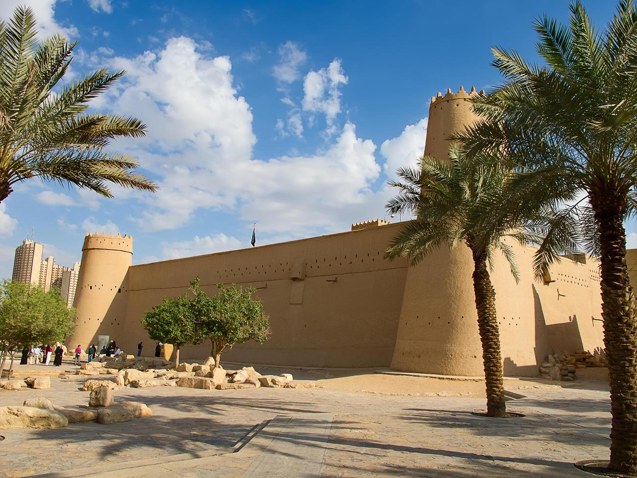 Al Masmak Fort, Riyadh