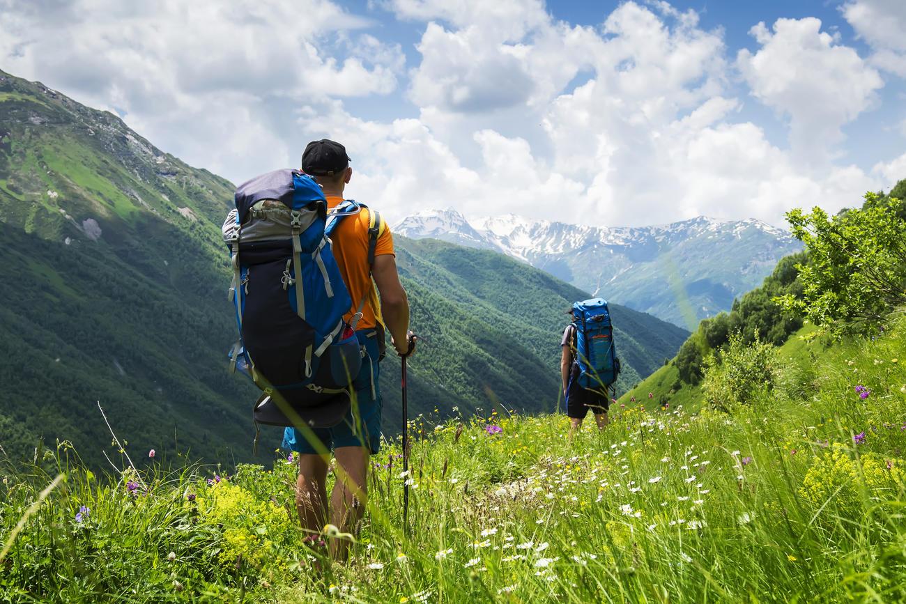 Go Hiking in Georgia