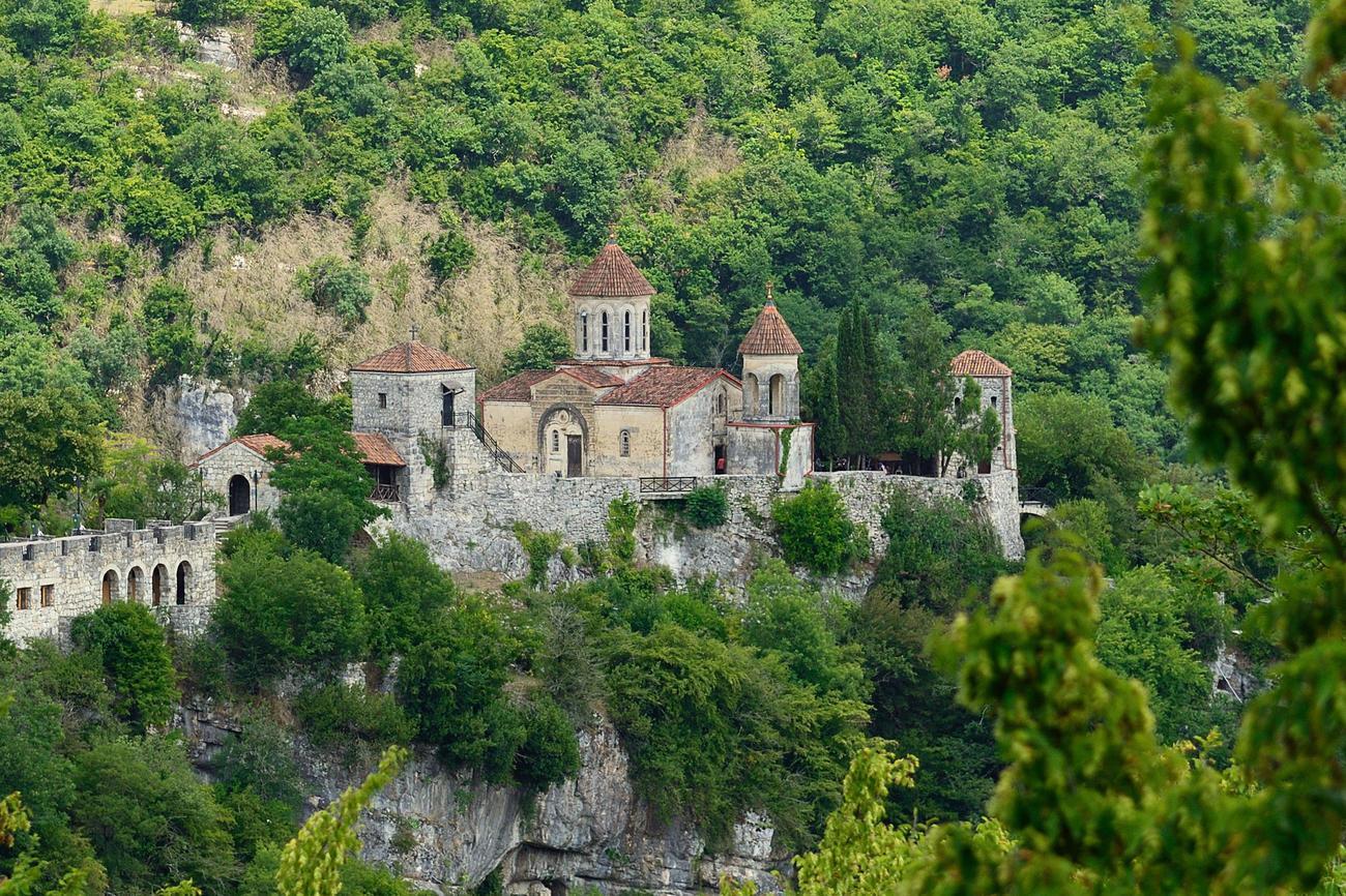 Visit the Gelati Monastery
