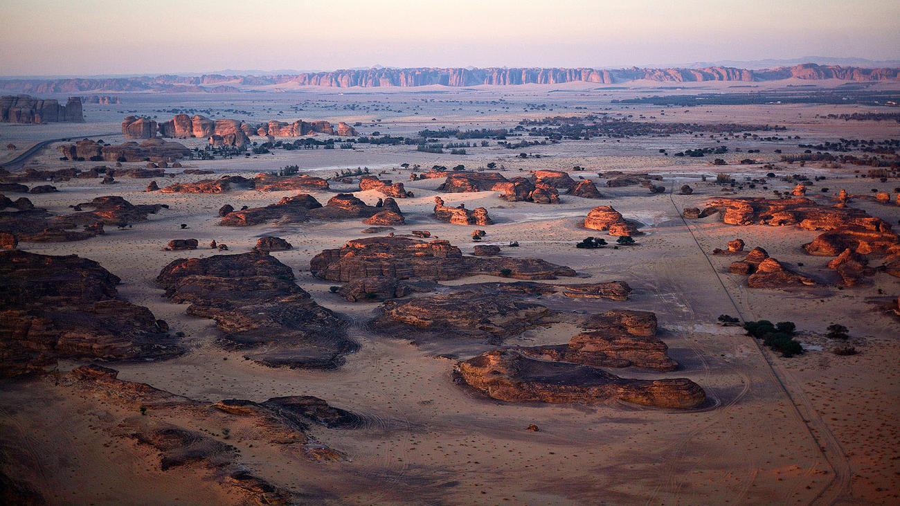 Desert of AlUla
