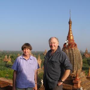 Ken and Margaret Norman