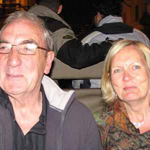 David Byng and Fran Deschampneuf
