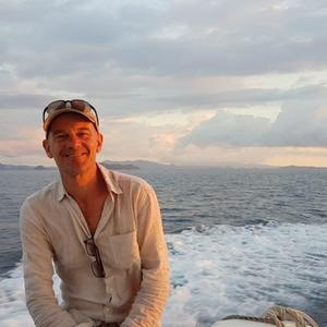 Jonny Bealby, CEO WF