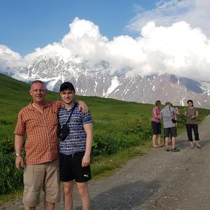 Richard Davies - Walking in Svaneti
