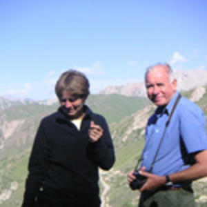 Peter and Olga Stott