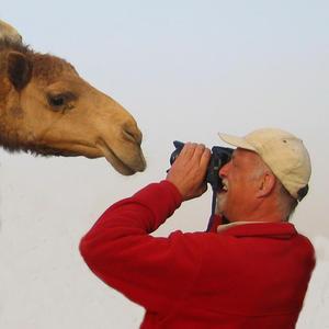 Bob Maysmor in The North Caucasus