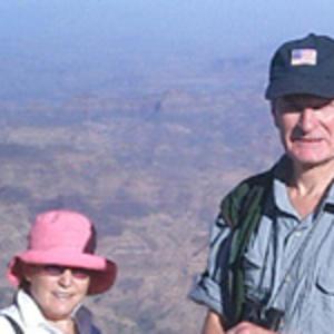 Tim and Sue Milward