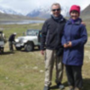Tony & Cathy Renfrey