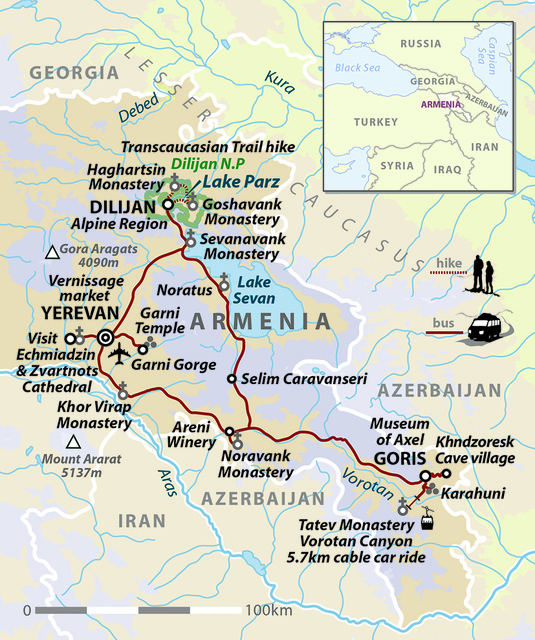 Armenia: Heartland of The Caucasus