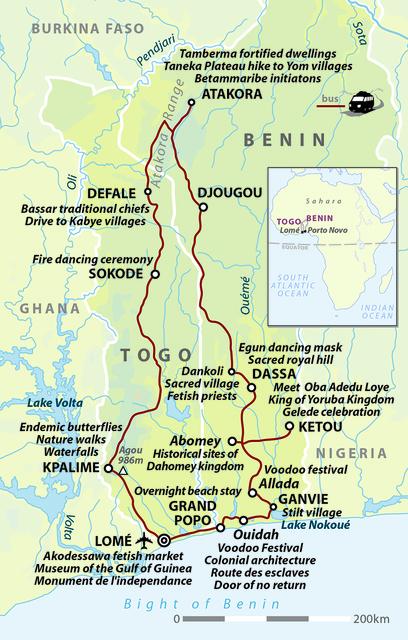 Togo & Benin: Cultural Explorer