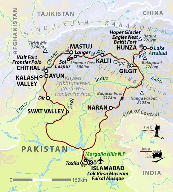 Pakistan: Hindu Kush Adventure
