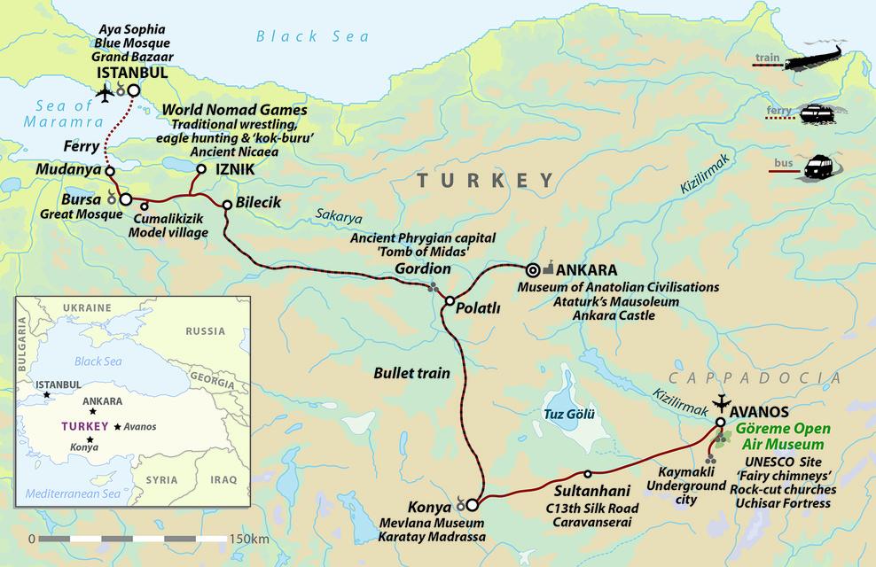 Turkey: World Nomad Games