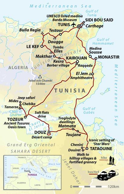Tunisia Uncovered