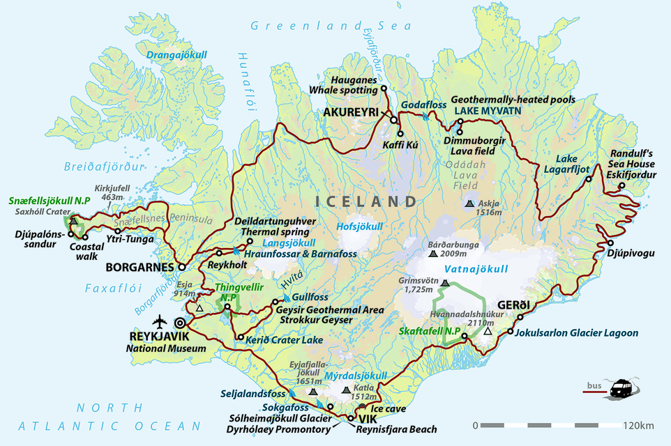 Iceland Encompassed