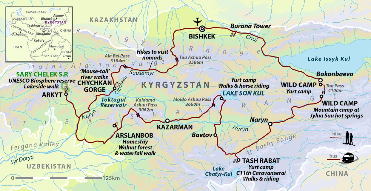 Kyrgyzstan Explorer