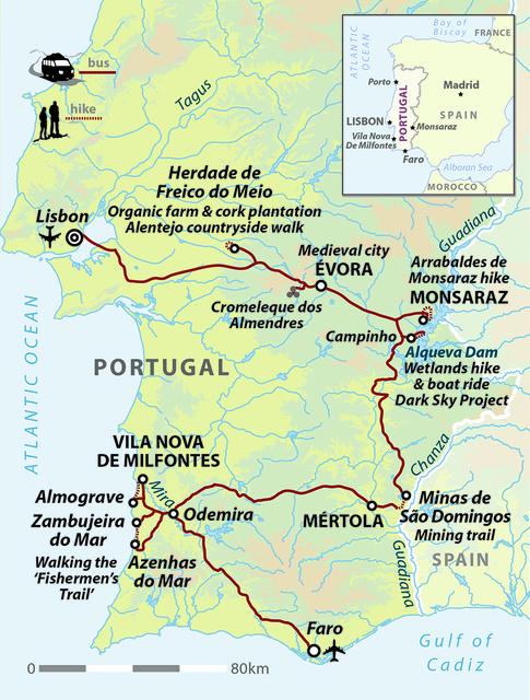 Portugal: Secrets of the Alentejo