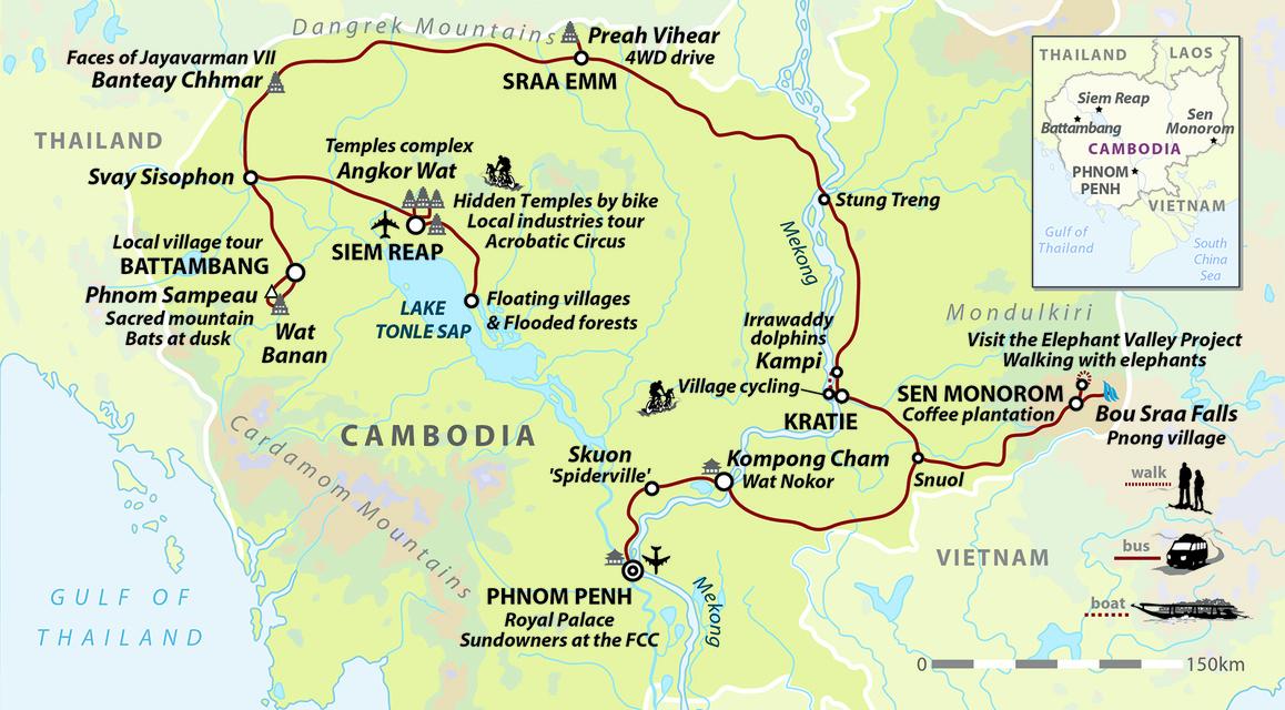 Cambodia Explorer