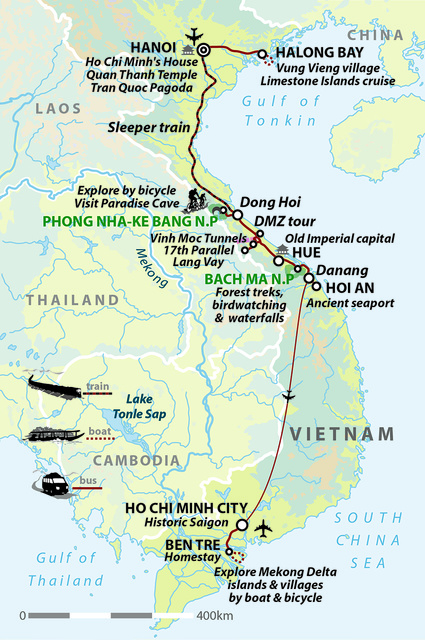 Vietnam Explorer