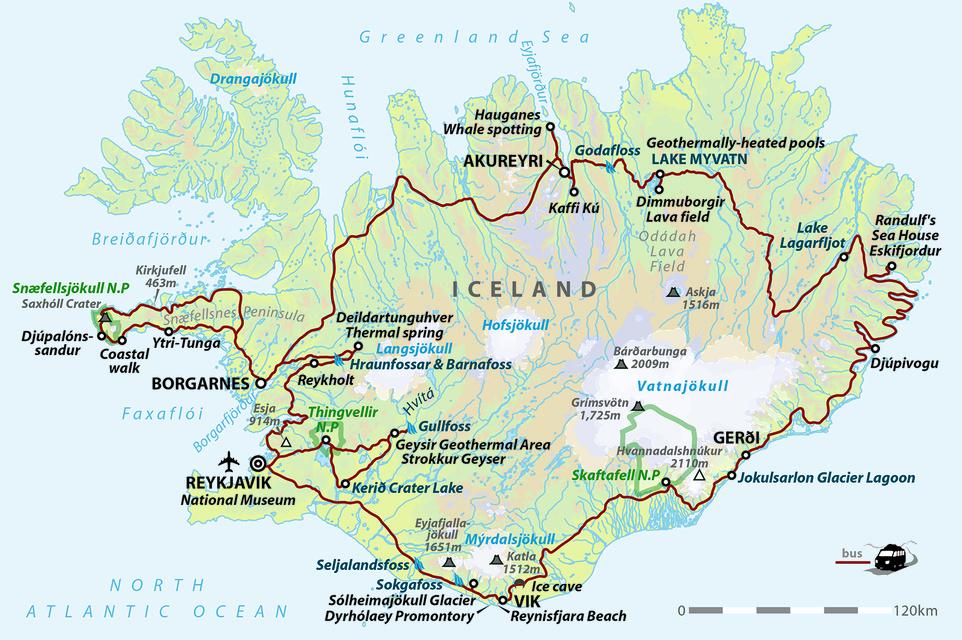 Iceland Encompassed