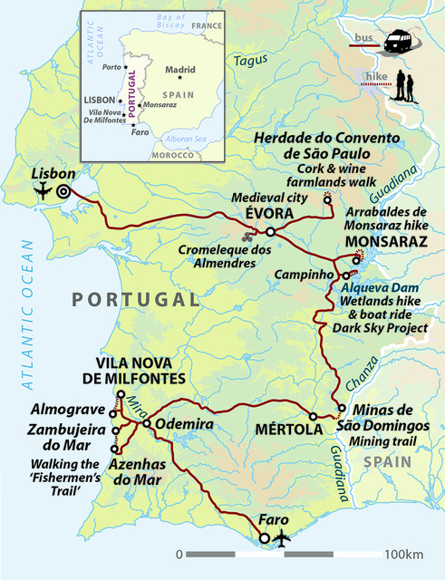 Portugal: Secrets of the Alentejo