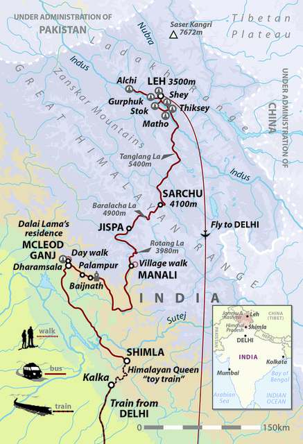India: Journey to Ladakh