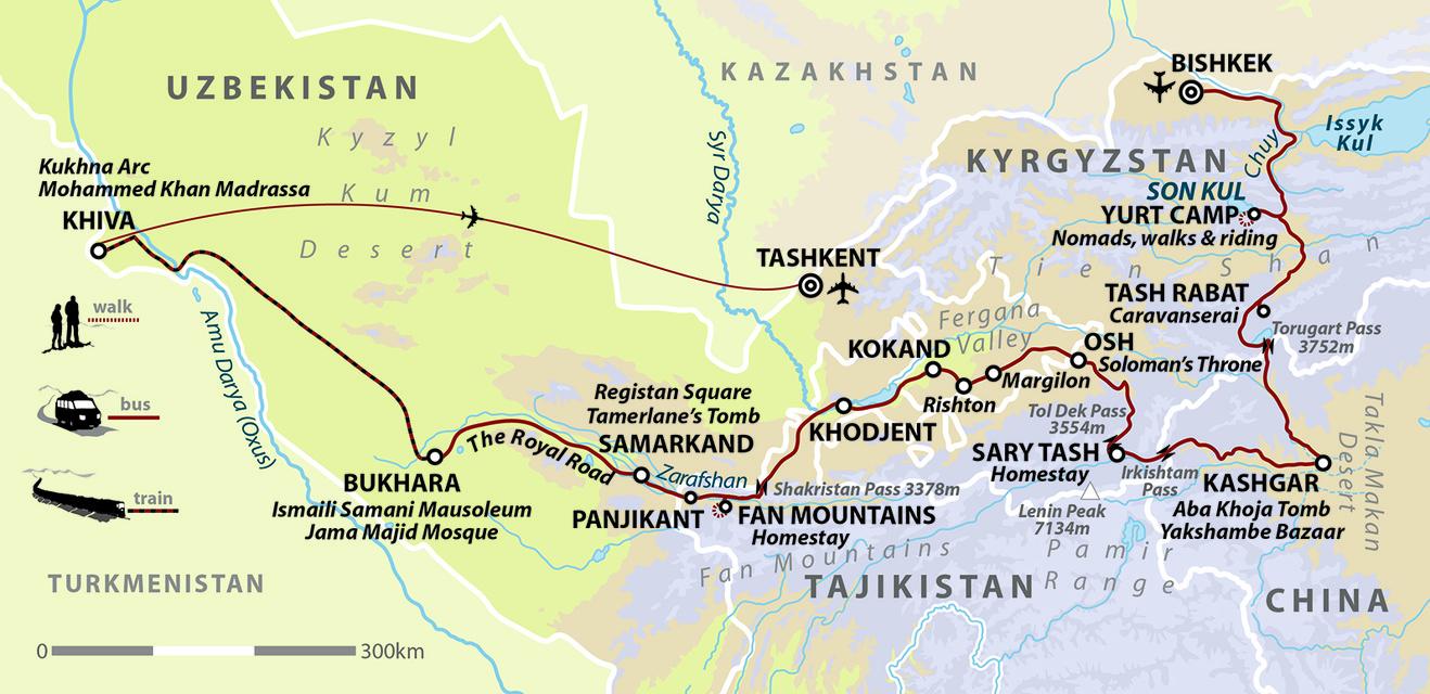 Silk Road Odyssey
