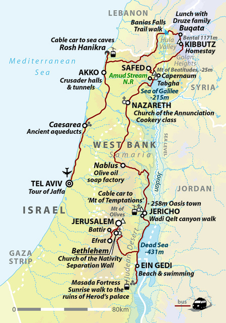 Israel: Ancient Lands, Modern Challenges