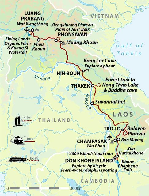 Laos Unlocked